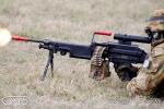 Assault Rifle Firing