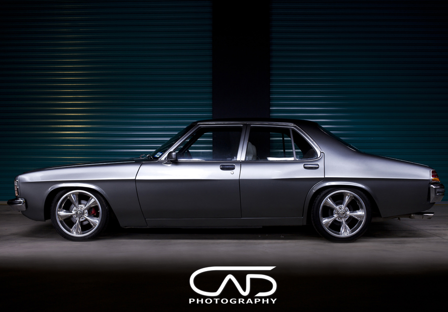 Holden HQ Restored, Gun Metal Grey, Show Wheels Streeters #Auto ...