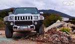 Hummer H3 Front on Mount Dandenong Web #AutoGallery