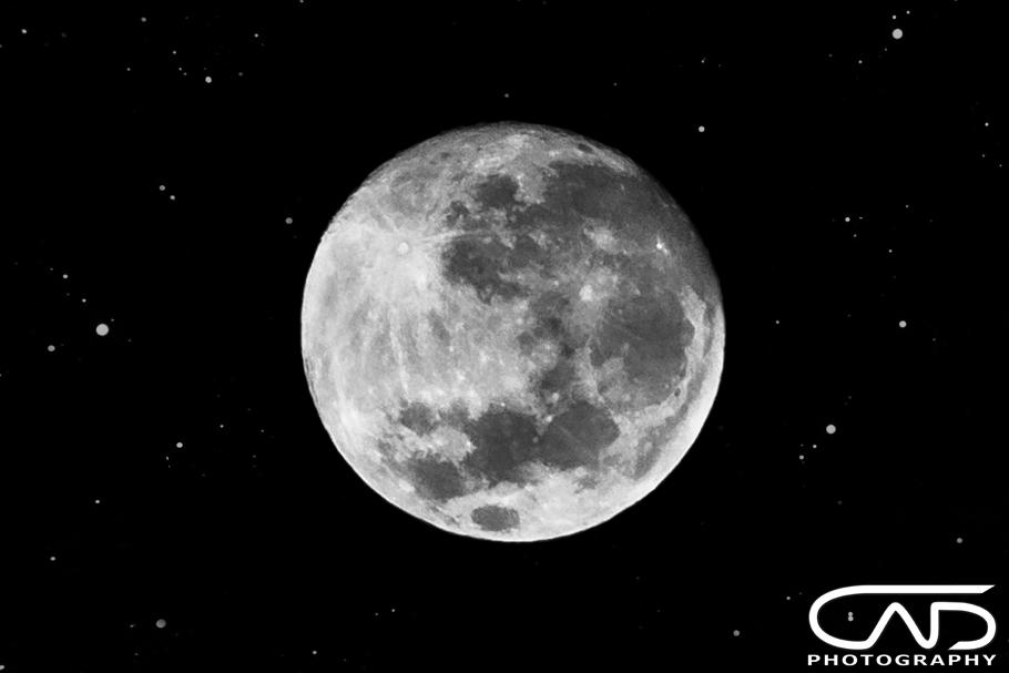 Full Moon 2013