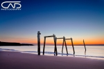Cat Bay Pier Phillip Island Sunset in Gippsland, Melbourne, Victoria, Australia Photograph