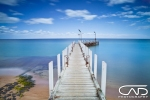 Safety Beach Pier, seascape, Mornington Peninsula, Melbourne, Victoria Australia photograph