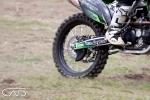 Motor Bike 1 Wheel Spin