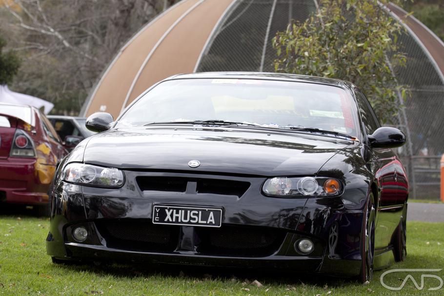 AIR BAGGED HSV GTO XHULSA 2