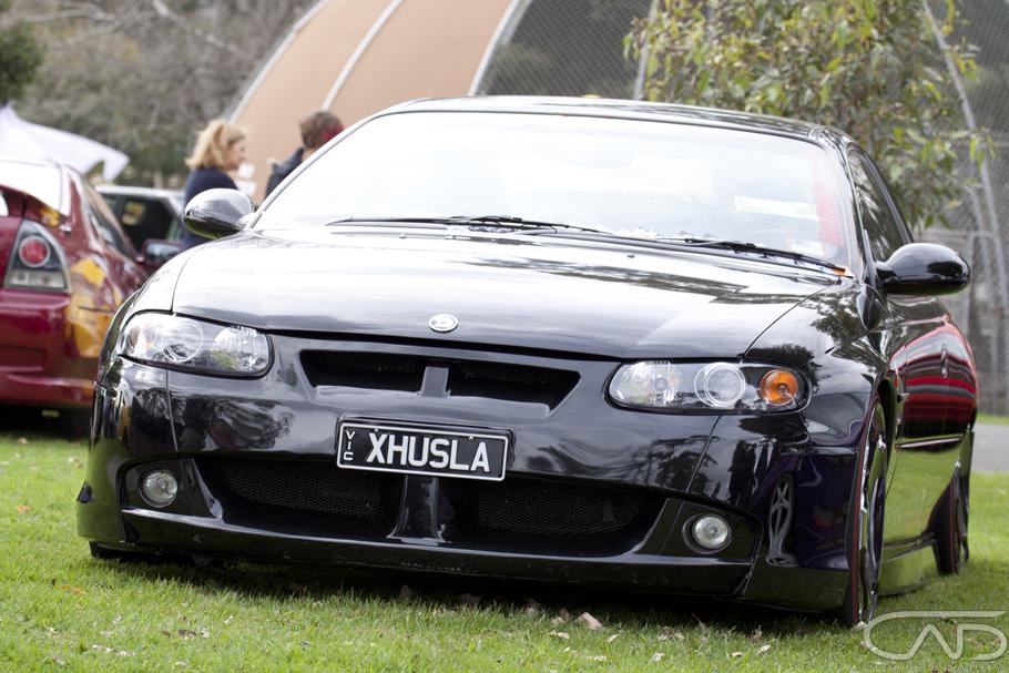 AIR BAGGED HSV GTO XHULSA