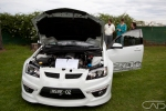 Supercharged VE Commodore