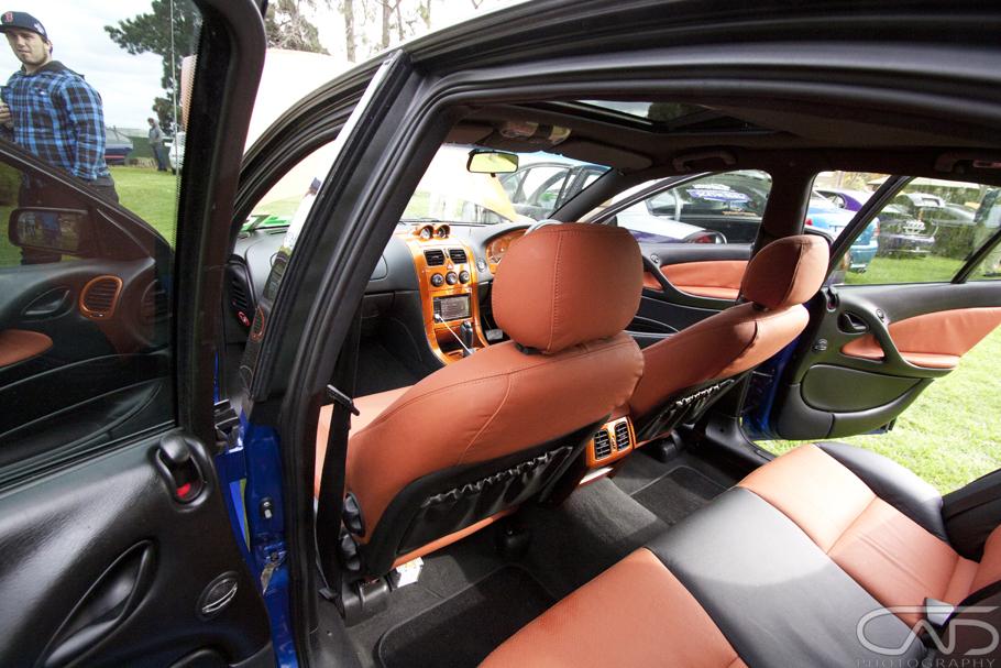 """SPIZZ VZ Commodore. 20"""" Wheels/Rims, Air Bag Suspension, Alpine Audio, Custom leather 2"""