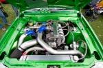 MR0250 Green Ford Falcon XR8 Turbo