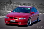 VX S Red Commodore