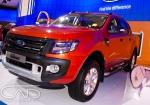 Ford Ranger Melbourne Motorshow