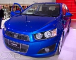 Holden Barina MelbourneMotorshow