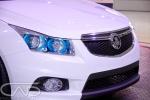 Holden Cruze Hatch Melbourne Motorshow