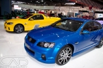 Holden Thunder Ute & SSV Commodore Redline