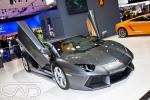 Lamborghini Aventador  Melbourne Motorshow2