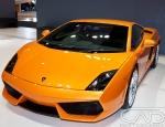Lamborghini Gallardo  Melbourne Motorshow