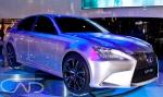 Lexus LF-GH MelbourneMotorshow
