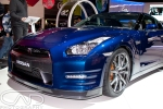 Nissan R34 GTR Blue MelbourneMotorshow