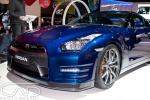 Nissan R34 GTR Blue Melbourne Motorshow