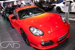 Porsche Cayman Melbourne Motorshow