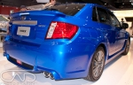Subaru 2011 WRX MelbourneMotorshow