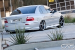 Holden Commodore VX S 20 Inch Wheels Air Bag Suspension Day Shot