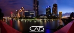Melbourne City Cityscape Crown Casino Eurkea Sunset Panormaic