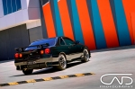 R34 Nissan Skyline Post Modern Wall