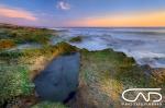 Rye Back Beach Mornington Peninsula Victoria Australia Sunset frametimelapse