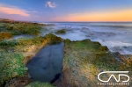 Rye Back Beach Mornington Peninsula Victoria Australia Sunset frame timelapse