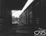 Steam Train Yard Healsville Yarra Glen StationPlatform