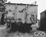 Steam Train Yard Healsville Yarra Glen Transport Load CarrierRust