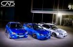 Subaru WRX x 3