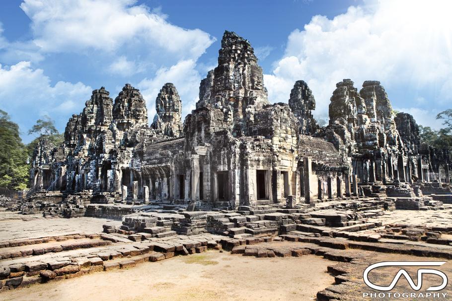 Angkor Wat, Cambodia, Malaysia, Day Time