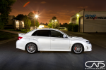Subaru WRX 2013 Side Shot Photo light painted