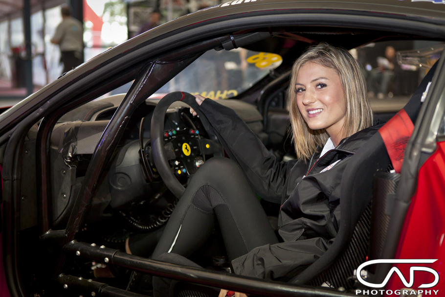 Liqui-Moly Models Showgirls MotorEx 2014 Cad Photography