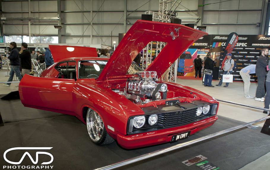 In Envy 2014 Meguires MotorEx Cad Photography
